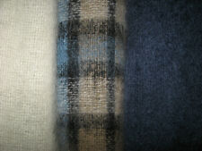MOHAIR NECK SCARF - ST ALBANS COLOUR RANGE - AUSTRALIAN MADE LUXURY            Y