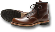 "RED WING SHOES 9016 6"" BROWN LEATHER WORK / CASUAL BOOTS [72210]"