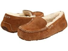 Women's Shoes UGG Australia Ansley Moccasins 3312 Chestnut 5 6 7 8 9 10 *New*