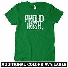PROUD IRISH Women's T-shirt - Ireland Dublin Cork Belfast Derry Galway - S-2XL