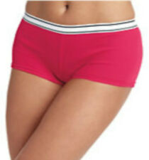 Hanes P649SC Womens Ladies Cotton Boy Briefs Multi Color 6 pairs gift for her