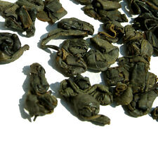 Organic Ceylon Gunpowder Loose Leaf Green Tea - Distinct Rich Flavour