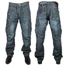 BRAND NEW MENS ETO DESIGNER COMBAT JEANS      BARGAIN REDUCED SALE PRICE