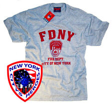 FDNY Shirt T-Shirt Officially Licensed by The New York City Fire Department