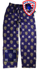 NYPD Pajama Pants Navy Blue Officially Licensed by The New York City Police Dep