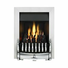 NEW VALOR DREAM HOMEFLAME GAS FIRE FULL DEPTH *FREE DELIVERY IN MAIN UK*