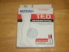 1 KENDALL TED anti-embolism stockings  CHOOSE SIZE