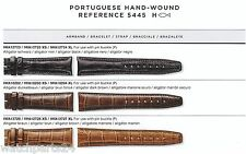 IWC watch straps for your IWC Portuguese Hand wound 5445H