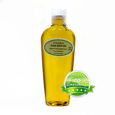 ORGANIC FLAX SEED OIL COLD PRESSED PURE 2 OZ 4 OZ-UP TO 1 GALLON