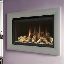 BRAND NEW FLAVEL ROCCO HOLE IN THE WALL GAS FIRE *FREE DELIVERY IN MAINLAND UK*