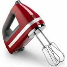 Kitchenaid Digital Hand Mixer 9 Speed Silver,Yellow,Blue,Green, Empire Red,Black