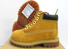 "NEW BABY TIMBERLAND 6"" WATERPROOF PREMIUM WHEAT BOOT  [12809]  TODDLERS"