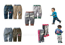 [2012 WINTER DESIGN] BABY KID BOY GIRL STYLISH JEAN DENIM PANTS Age 1-5 YEAR OLD