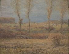 November Morning Tryon Dwight William 1902 Art Photo/Poster Reproduction Gift I