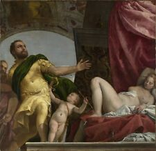 Photo Print Reproduction Respect Paolo Veronese Other Sizes Avail