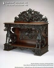 Sideboard Alexander Roux 1855 Art Photo/Poster Repro Print Many Sizes  A0/85cm