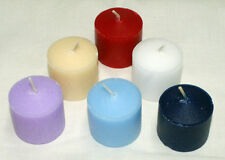 Scented Votive Candles 1-Dozen~6-Different~U Choose The Scent You Want~USA Made