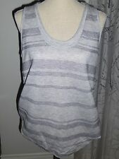 BANANA REPUBLIC Size XL top sleeveless tank sequin wool