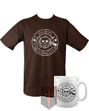 Taliban Hunting Club T-shirt - Black and Mug ( High quality military