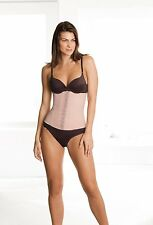 SQUEEM PERFECT WAIST CINCHER IN NUDE BEIGE-SIZES M, L, XL, XXL-NIP!!