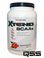 SCIVATION XTEND 1260g 90 SERV BUILD LEAN MUCLE BURN FAT RECOVERY PUMP STRENGTH