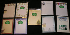Choice of One Easy Package Christmas Stationery Custom Design Save Money $$ New