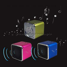New Music Angel Mini Portable Speaker MP3 Music Player TF/SD Card  FM Radio