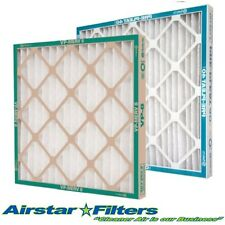 9-1/2 x 9-1/2 x 1 MERV8 Pleated HVAC Air Filter - 9.5 x 9.5 x 1 Filters