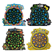 Kids Safety Dartboard Game w/ Safety Darts - Choose from Assorted Characters NEW