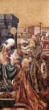 Photo Print The Adoration of the Magi Master M S- various sizes jwg-9350
