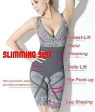 LADIES NATURAL BAMBOO CHARCOAL BODY SLIMMING SHAPER SUIT ALL IN ONE/ MOTHERS DAY
