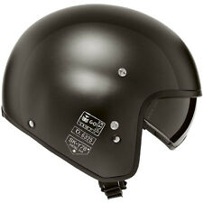 Diesel Hi Jack - Grey / Matt Black Open Face Motorcycle Helmet