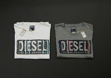 DIESEL Men Crew-Neck T-Conopus RS T-Shirts NEW NWT