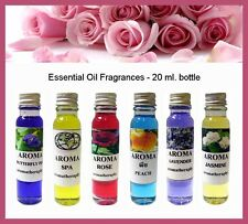 Perfume Spa Essential Oil Fragrance Concentrate Aroma Therapy Jasmine 20 ML