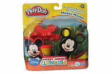 Play-Doh Mickey Mouse Clubhouse: Mickey Mouse / Minnie Mouse Character Tools Set