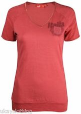 Puma Italia womens t shirt short sleeve top