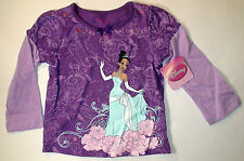 Disney Tiana from The Princess and the Frog infant and toddler girls shirt New