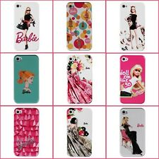 Genuine Barbie Doll Apple iPhone 4 / 4S Case Cover Select from 19 Kinds Design