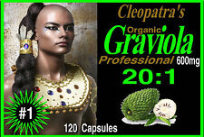 This is the best Organic Graviola Available, graviola 20:1 Natural Soursop USA#1