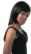 SLEEK Synthetic Wig MEGAN FREE WIG CAP- GOOD  PRICE RECORDED DELIVERY