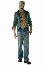 The Walking Dead Deluxe Decomposed Zombie Adult Halloween Costume