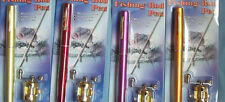 Pocket Pen Shape Kit Rod Pole and Reel Combos Wheel Tools Mini Fishing Tackle UY