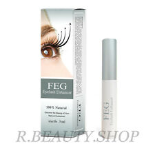 FEG Eyelash Enhancer 3ml - Eyelash growth serum - 1, 2 or 5 bottles