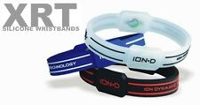 *NEW* ION-D XRT Silicone Wristband - Negative Ion Infused technology
