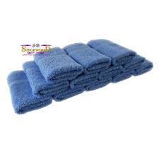 EGYPTIAN COTTON FACE TOWEL 12, 24 or 30 PACK 600 GSM QUALITY BATH ROOM CHEAP NEW
