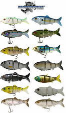 "REACTION STRIKE REVOLUTION SHAD SWIMBAIT 3"" (7.6 CM) SUSPENDING various colors"
