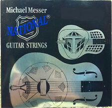 Newtone National Michael Messer Resonator Guitar Strings