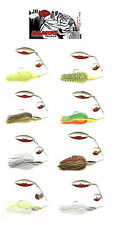DAMIKI MTS SPINNERBAIT 1/2 OZ. various colors