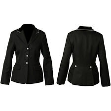 Womens Girls Childrens Riding Jumping Competition Showing Jacket Blazer UK 4-18