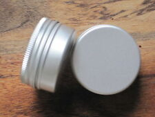 Screw Top Aluminium/Tin/Metal Jar 15g